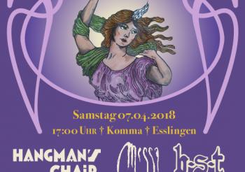 Poster for DIB Festival VI