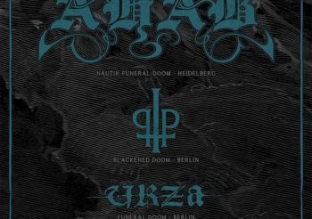 Swamp Conspiracy & DOOM IN BLOOM presents: AHAB, Praise The Plague and Urza @ ZUKUNFT AM OSTKREUZ, BERLIN