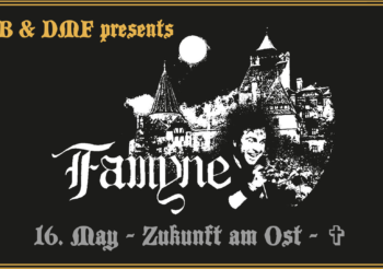 Doom over your Zukunft: Famyne (UK) + Black Sadhu | Berlin