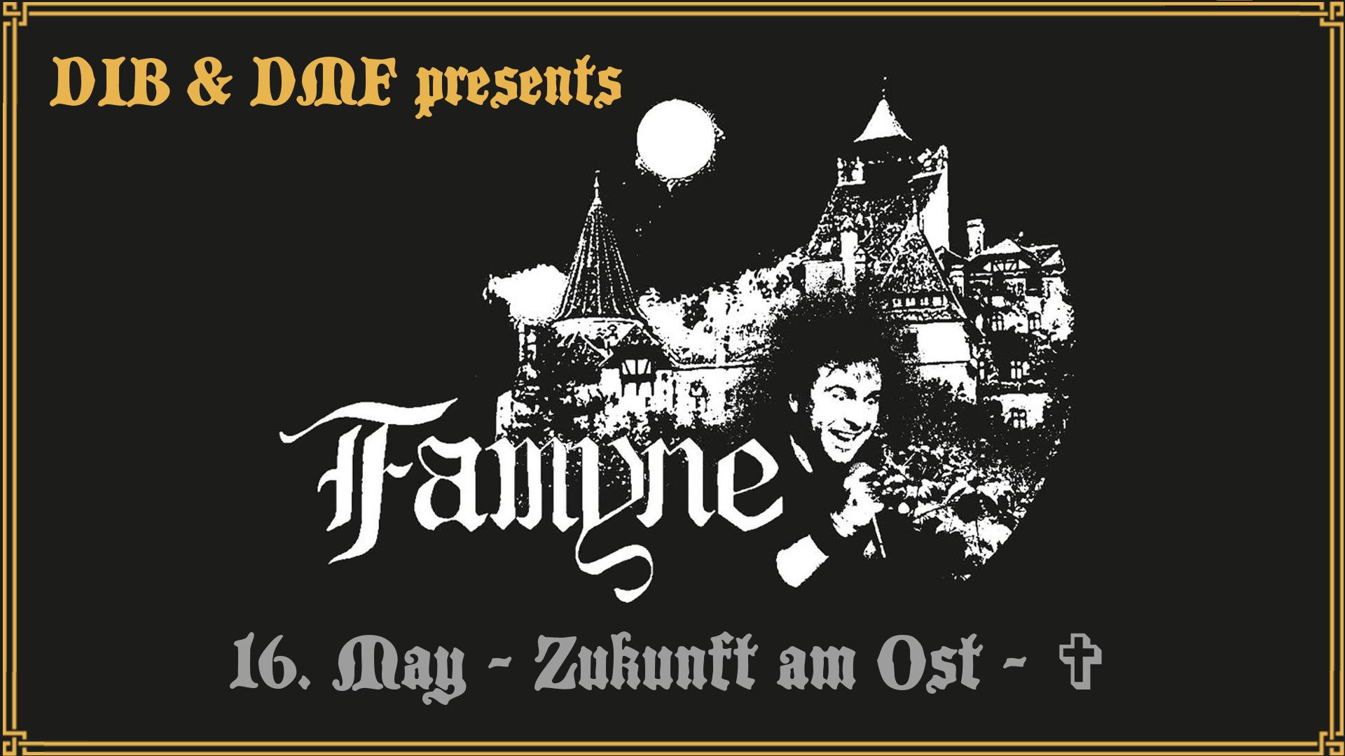 Famyne UK Berlin Zukunft am Ostkreuz