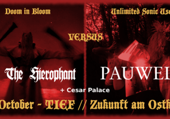 DIB vs. USU: Five The Hierophant (GB), Pauwels (FR), Cesar Palace | Berlin