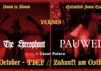 DIB vs. USU: Five The Hierophant (GB), Pauwels (FR), Cesar Palace | Berlin